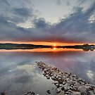 Dumfires & Galloway: Sunset at Loch Ken by Rob Parsons