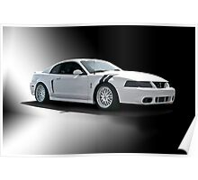 2004 Shelby Mustang III Poster