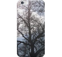 Spindled tree iPhone Case/Skin