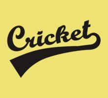 Cricket Kids Tee
