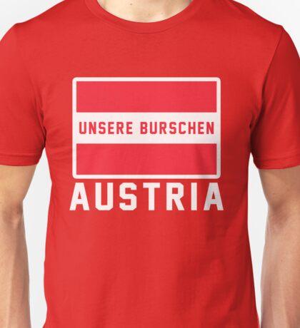 Austria EURO 2016 France Unisex T-Shirt