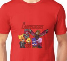 The Carevengers Unisex T-Shirt
