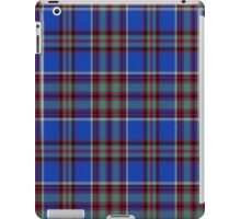 02853 Yavapai County, Arizona Tartan  iPad Case/Skin