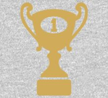 Champion winner trophy One Piece - Short Sleeve