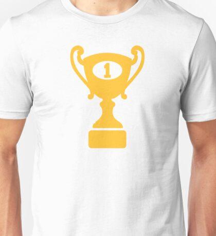 Champion winner trophy Unisex T-Shirt