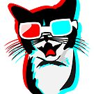 3D Cat by pda1986