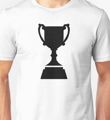 Cup trophy Unisex T-Shirt