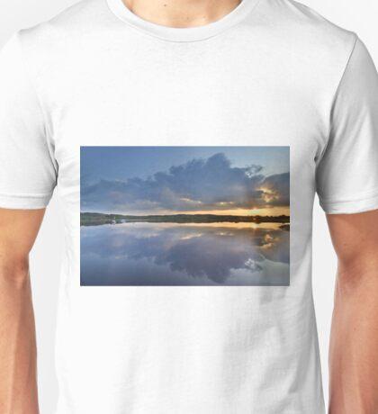 Dumfries & Galloway: Loch Ken Reflections Unisex T-Shirt