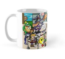 Smash Bros funny Mug