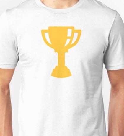 Golden Cup trophy Unisex T-Shirt