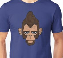 Monkey Rockabilly Unisex T-Shirt
