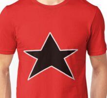 Red Zeo Star Visor Unisex T-Shirt