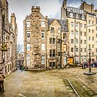Edinburgh Square by David Bradbury