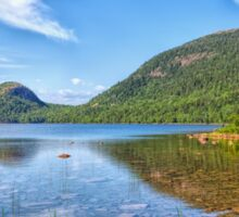 Jordan Pond and the Bubbles Sticker