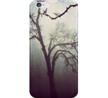 Silent Anticipation iPhone Case/Skin