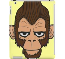 Monkey Rockabilly iPad Case/Skin