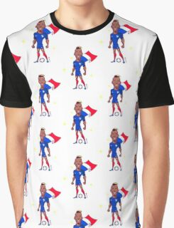 Pogba (SuperEuros) Graphic T-Shirt