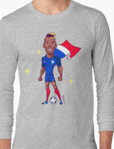 Pogba (SuperEuros) Long Sleeve T-Shirt