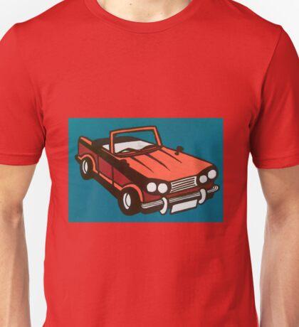 Vintage Cars Unisex T-Shirt