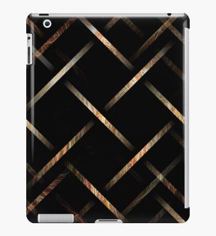 Seamless checkered pattern iPad Case/Skin