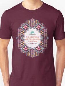 Native american colorful  tribal pattern T-Shirt