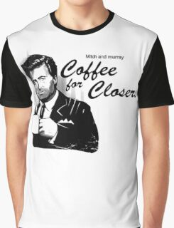 Coffee For Closers Graphic T-Shirt