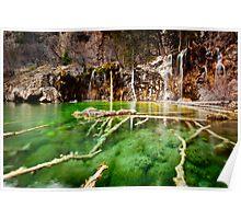 Hanging Lake Poster