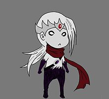 Varus caricature - League of Legends - LoL by sakha