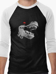 Cyborg T-rex Men's Baseball ¾ T-Shirt
