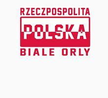 Poland EURO 2016 France Unisex T-Shirt