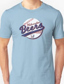 Milwaukee Beers Unisex T-Shirt
