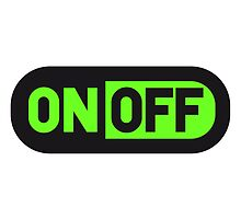 Switch off on off power by Style-O-Mat
