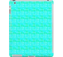 Glitchy Blocks iPad Case/Skin