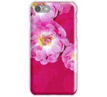 Wild roses iPhone Case/Skin