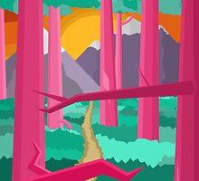 Jungle Feelings by William Trewartha-Jones
