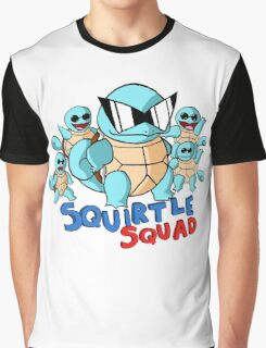 Squirtle Squad Graphic T-Shirt