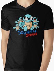 Squirtle Squad Mens V-Neck T-Shirt