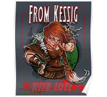 From Kessig With Love Poster
