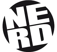 Rounded Nerd Logo by Style-O-Mat