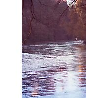 Life on the water Photographic Print