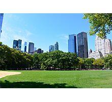 Central Park New-York Photographic Print