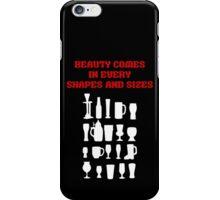 Beer is beauty iPhone Case/Skin
