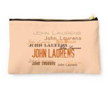 John Laurens Studio Pouch