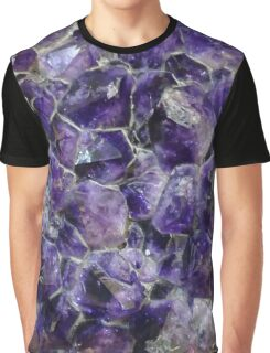 Amethyst Photography Graphic T-Shirt
