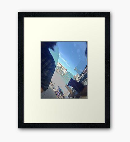 Psychedelic Lonerism Framed Print