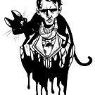 Black cat by onelasttrick