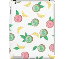 Monetary cookies iPad Case/Skin
