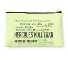 Hercules Mulligan Studio Pouch