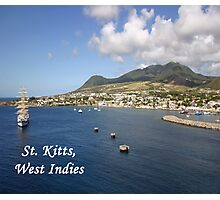 St. Kitts Photographic Print