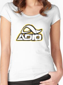 Adio Women's Fitted Scoop T-Shirt